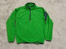 BERGHAUS 1/4 Zip Fleece Size Men's MEDIUM - EXCELLENT CONDITION