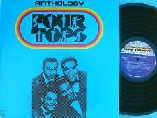 Four Tops ORIG US 3LP Anthology EX '74 Motown M9809A3 R&B Soul