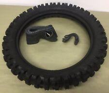 HONDA CRF80F 2004–2009 Rear Tire w/ Heavy Duty Tube & Rim Strip 90/100x14 CRF