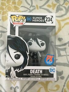 Funko pop DC Super Heroes 234 Death