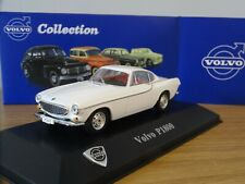 ATLAS EDITIONS VOLVO P1800 COUPE WHITE THE SAINT ROGER MOORE CAR MODEL MS03 1:43