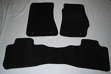 HOLDEN COMMODORE VT VX VY VZ 1997-2007 MODEL CUSTOM FIT 3 PIECE FLOOR MATS