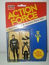 VINTAGE ACTION FORCE ACTION MAN SAS FROGMAN/HOMBRE RANA P.B.P MADE IN SPAIN
