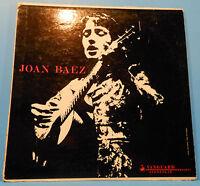JOAN BAEZ SELF LP 1960 STEREO CANADA ORIGINAL PRESS GREAT CONDITION! VG+/VG!!E