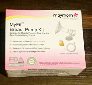 Maymom My Fit Breast Pump Kit 24mm Sealed Packaging New