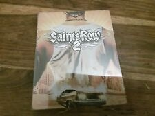 Saints Row 2 - PS3 Game Ultra Rare Steelbook Edition Good Condition