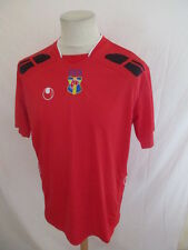 Maillot de football vintage Sporting Club Toulon Rouge Taille L