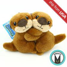 Japan Tokyo Disney Sea Otter Nemo & Friends SeaRider Hugging Plush Doll Cute Toy