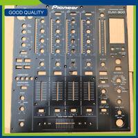 Pioneer DJM800 DJM-800 Main Faceplate Fader Panel DNB1144 DAH2427 DAH2426 Black