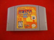 Magical Tetris Challenge  (Nintendo 64, 1999) N64 game WORKS!