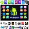 2Din 7en Android 8.1 Cuatro Nucleo GPS Navi Coche Estéreo MP5 Jugador FM Radio