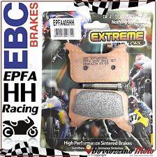 PASTIGLIE FRENO ANTERIORE RACING EBC EPFA405HH HUSABERG FS C 650 2007 2008