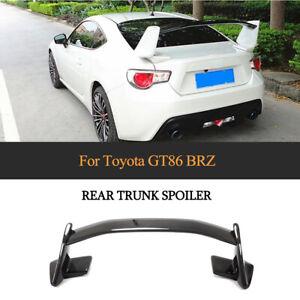 Carbon Heckspoiler Lippe Spoiler Heckflügel für Toyota GT86 Subaru BRZ 2013-2020