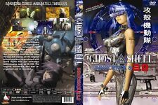 GHOST IN THE SHELL 2.0 Japanese Animation HONG KONG ACTION MOVIE