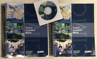 Surgical Procedures Student Edition Part A & B with DVD MAVCC HO3020 New
