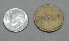 Howards Minneapolis Minnesota MN Amusement token