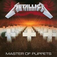Metallica - Master Of Puppets - 180 Gram Vinyl LP *NEW & SEALED*