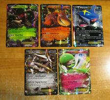 NM Pokemon TREVENANT+CAMERUPT+SHARPEDO+AGGRON+GARDEVOIR EX Card XY PRIMAL CLASH