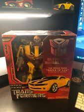 2007 Transformers Movie Ultimate Bumblebee  MINT