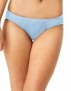 Hanes Cotton Bikini Panties 10-Pack Womens Ultra Soft Waistband Underwear Cotton