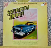 TOMMY DORSEY & HIS ORCHESTRA - Sentimental Journey [2xVinyl LP] USA CR 5142 *EXC