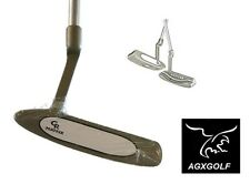 AGXGOLF LADIES LEFT HAND EDITION CR MATRIX PUTTER MILLED FACE w/CERAMIC INSERT