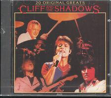 CLIFF RICHARD AND THE SHADOWS - 20 ORIGINAL GREATS - CD (NUOVO SIGILLATO)