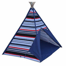 Children's Teepee Indigo Kids Tepee Play Tent Cubby House TIpi Avalan Kids Toy