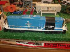 LIONEL TRAINS POSTWAR NO. 2346 BOSTON & MAINE GP9 DIESEL - VERY NICE