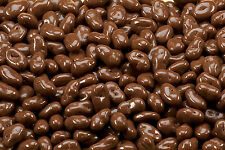 SUGAR FREE MILK CHOCOLATE RAISINS, 5LBS