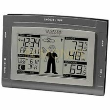 La Crosse Wireless Sun/Moon Forecast Weather Station (WS-9611U-IT)