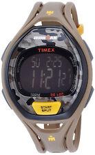 New TIMEX Ironman Sleek Unisex Digital Sport Watch Resin Strap