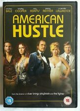 DVD American Hustle,