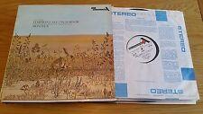 DVORAK SYMPHONY No 7 IN D MINOR LSO MONTEUX  - SSD 260 - LP