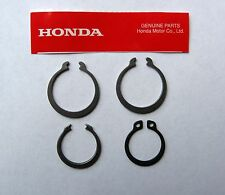 HONDA CT70 OEM Kick Start Shaft Retainer Clip Kit  K0-1978   **New Honda Parts**