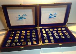 National Collegiate Championship rings NCAA All rings