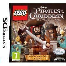 Nintendo DS DSI LITE Spiel LEGO Pirates of the Caribbean Fluch der Karibik NEU