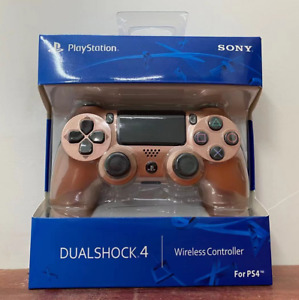 PS4 Sony DualShock 4 Wireless Controller for PlayStation 4 V2 - Rose Gold