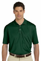 Harriton Men's Moisture Wicking Polyester Golf Short Sleeve Polo T-Shirt. M353