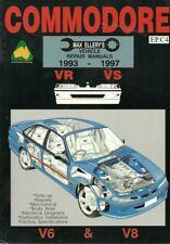 Max  Ellery's Commodore Repair Manual 1993-1997 VR & VS, New, Max Ellery Book