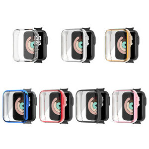 Case TPU Protective Cover Screen Protector For Xiaomi Watch Lite Redmi Watch