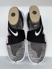 Nike Free RN Motion Flyknit 2018 Black White Grey 942840-001 Men's Running Shoes
