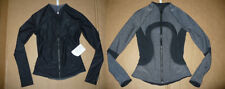 NWT Lululemon FIND YOUR BLISS JACKET size 4 REVERSIBLE Spring Coat