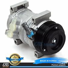 New A/C Compressor w/ Clutch 68316 00-14 Cadillac Chevrolet GMC 4.3L 4.6L 6.6L