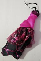 EVER AFTER HIGH DOLL CLOTHING LEGACY DAY BRIAR BEAUTY PINK EVENING GOWN DRESS
