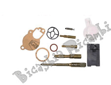 0224 KIT REVISIONE CARBURATORE VESPA PX 150