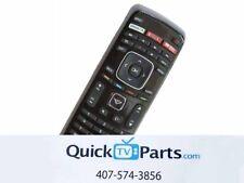 VIZIO XRT112 SMART TV REMOTE PWR CORD MANUAL & BATTERIES iHeart Radio NEW