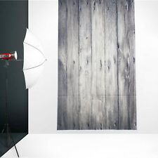 3x5FT Vinyl Photography Backdrop Photo Wood Board Floor Fence Studio Background