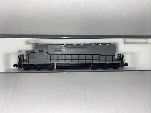 KATO N SCALE Undecorated Undec SD40 Rare Different Jewel