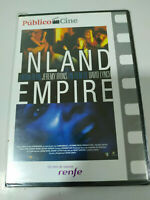 Inland Empire Jeremy Irons David Lynch - DVD Español English Nueva